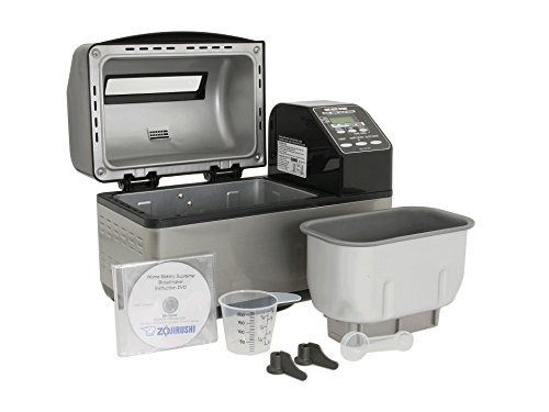 zojirushi home bakery supreme bread machine