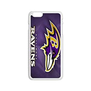 Purple ravens Cell Phone Case for iPhone 6