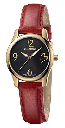 Watch WENGER 01.1421.111 Woman Rose gold