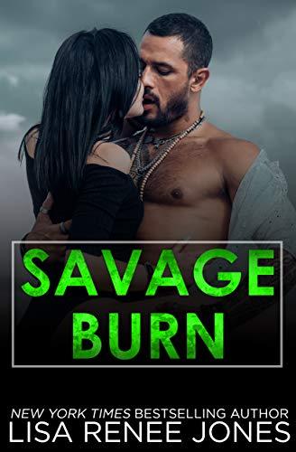 Savage Burn (Savage Trilogy Book 2)