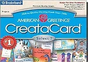 American Greetings Creatacard Select 7 (Cd-rom)