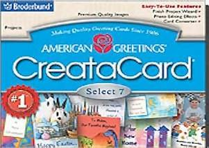 Amazon american greetings creatacard select 7 cd rom american greetings creatacard select 7 cd rom m4hsunfo