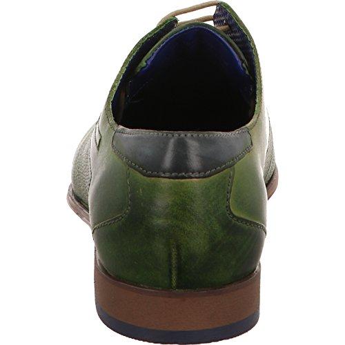 Bugatti Mannen 311101082100 Derbys Green (groen)