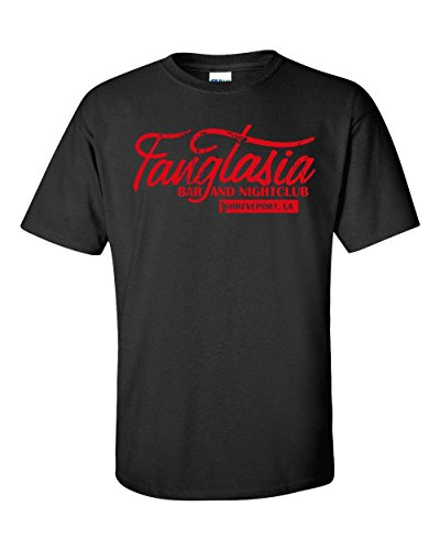 Jacted Up Tees Fangtasia Bar & Nightclub Men's T-Shirt SHIPS FROM OHIO USA