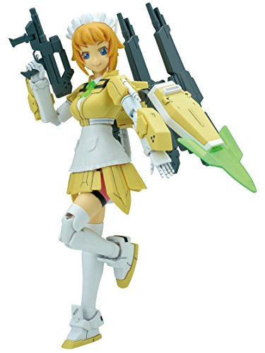 Bandai Hobby HGBF 1/144 Super Fumina Gundam Build Fighters Try Model Kit