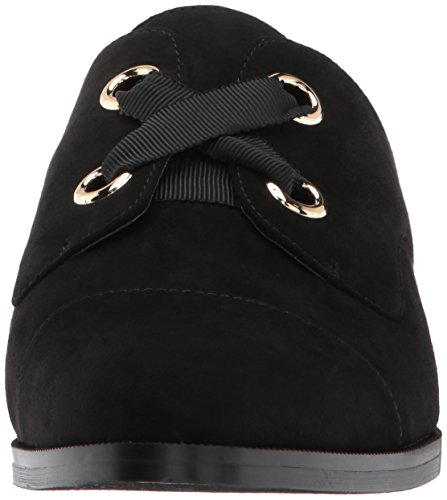 Pictures of Nine West Women's HENRII Fabric Slipper 25027740 Black Fabric 6