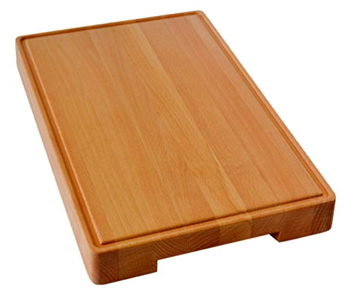 Used, Cutting Board Chopping Block Wood: Maple & Oak Hardwood for sale  Delivered anywhere in USA