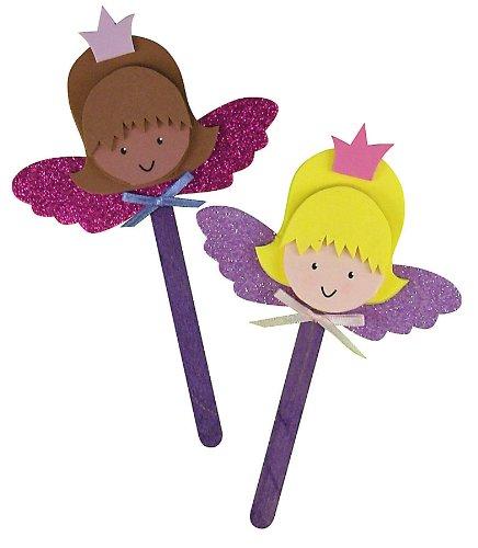 Princess Activity Kit (Darice Foamies Kids Activity Bucket)