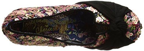 Irregular Choice Dazzle Pants - Tacones Mujer Negro (Black Multi)