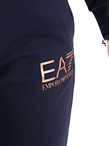 Ea7 emporio armani 6YTP61 TJ27Z Pantalone Donna Blu L