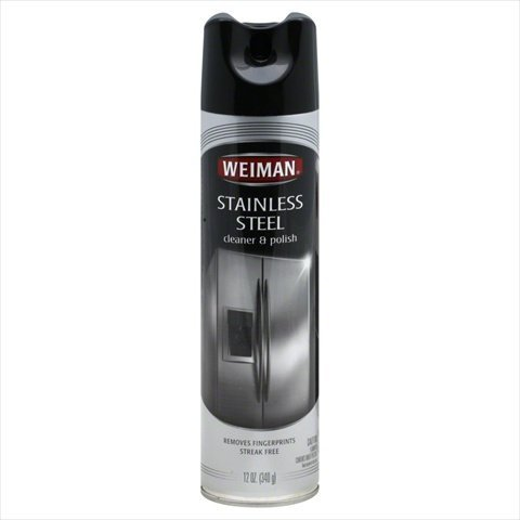 Weiman - Cleaner Stainless Steel (Pack of 6)