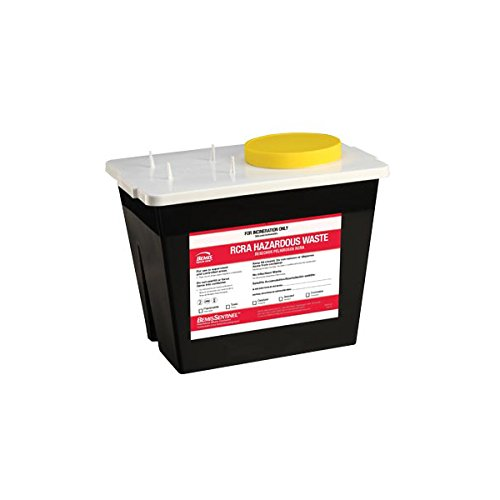 Bemis Healthcare 5002 070 Bemis Healthcare Quality Medical Products Needle Disposal Products- 2 Gallon RCRA Waste Container - Product Number : #5002 070