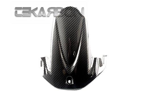 (Tekarbon, Carbon Fiber Rear Hugger, for Suzuki GSXR 600/750 (2011-2018), 2x2 Twill)