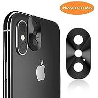 iPhone X Camera Lens Protector – TINICR Premium Aluminum...