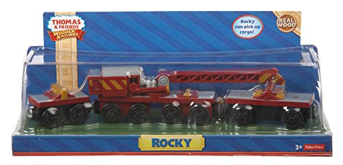 Thomas & Friends Fisher-Price Wooden Railway, Rocky