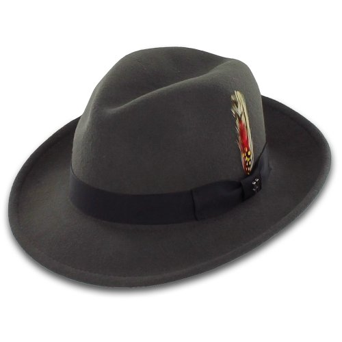 dcc78f9d101272 We Analyzed 2,909 Reviews To Find THE BEST Wool Fedora Xl