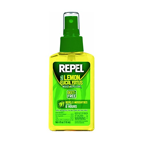 Repel mosquitoes eucalyptus repellent camping