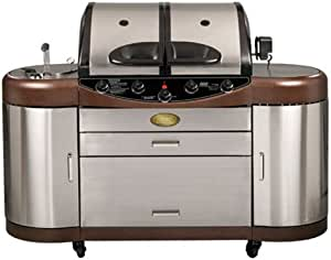 Amazon.com : Coleman 9992-646 7700 Series Grill : Camping ...
