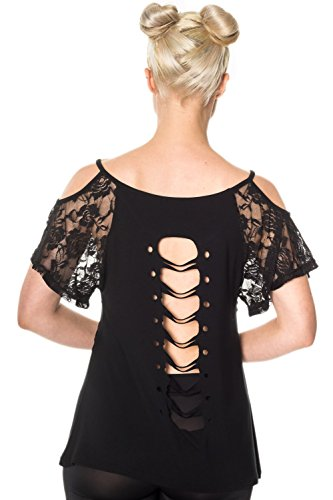 Banned - Camiseta - para mujer