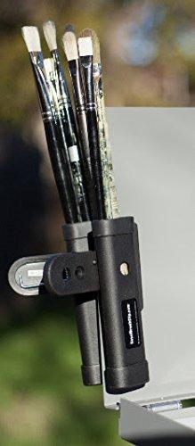 Easel Brush Clip: Paint Brush Holder That Clips To Artist's