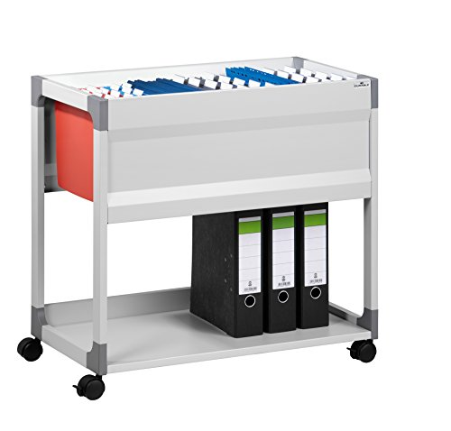 Durable 378410 System File Trolley 90 A4, grau