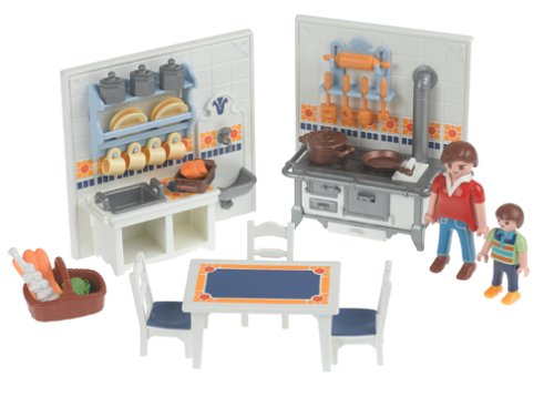 Playmobil 5317 Grande Mansion and Victorian Kitchen