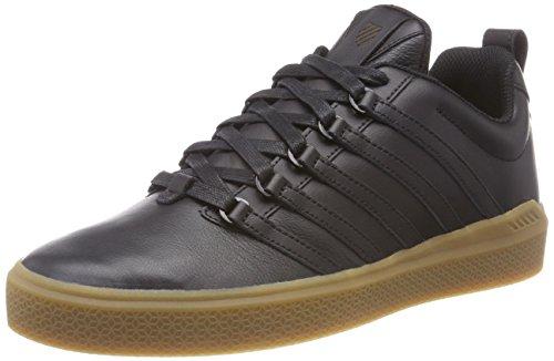 K-Swiss Donovan, Sneaker Uomo Nero (Black/Gum 055)