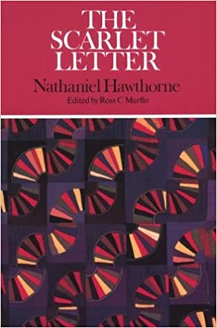How to write a critical essay on thThe Scarlet Letter book?