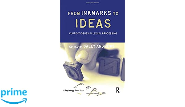 from inkmarks to ideas andrews sally