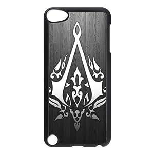 aqiloe diy Ipod Touch 5 Phone Case Assassin's Creed F5M8007