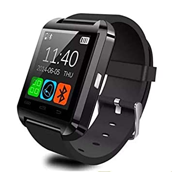 Smart Bluetooth Watch, U8 Smartwatch Mobile Watch U8, Android Pantalla táctil U80 U8 Smart
