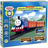 Thomas and Friends Thomas Train With Annie And Clarabel Trains - Play