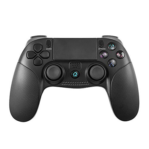 STOGA PS 4 Controller, USB Wired PS 3 Controller Wireless PS 4 Controller with Vibration Feedback, Game Controller Compatible with PlayStation 4/ - Video Controller Game
