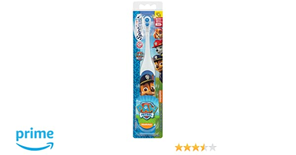 Amazon.com: Spinbrush 766878502021 Paw Patrol Toothbruh (Pack of 24): Beauty