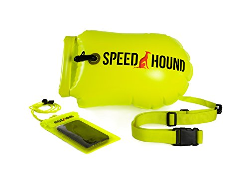 sale-speed-hound-swim-buoy-open-water-swim-buoy-flotation-device-with-dry-bag-and-waterproof-cell-ph