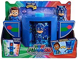 Just Play PJ Masks Transforming Figure Set- Catboy For Boys