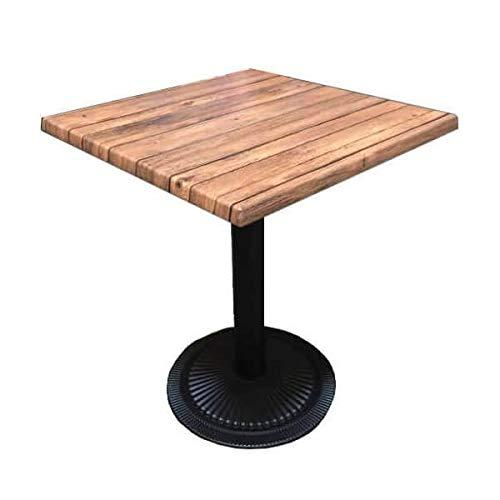 MATHI DESIGN Mesa Cuadrada Bistro Oak