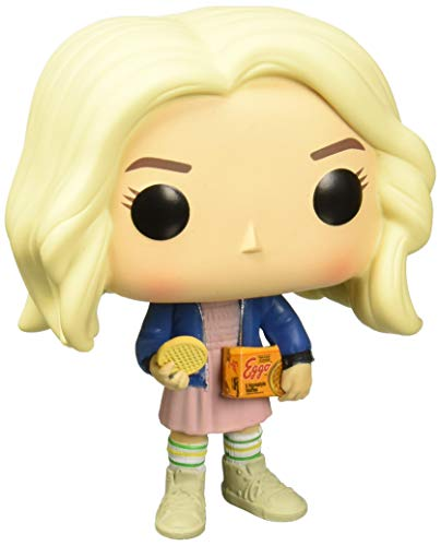 Funko Pop! TV Stranger Things - Eleven Con Eggos CHASE 10cm Figura de accion