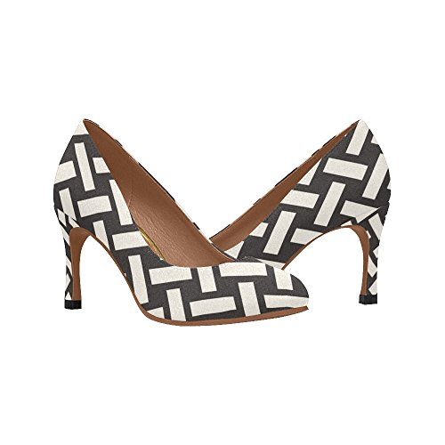 InterestPrint Womens Classic Fashion High Heel Dress Pump Shoes QqMVDA11q