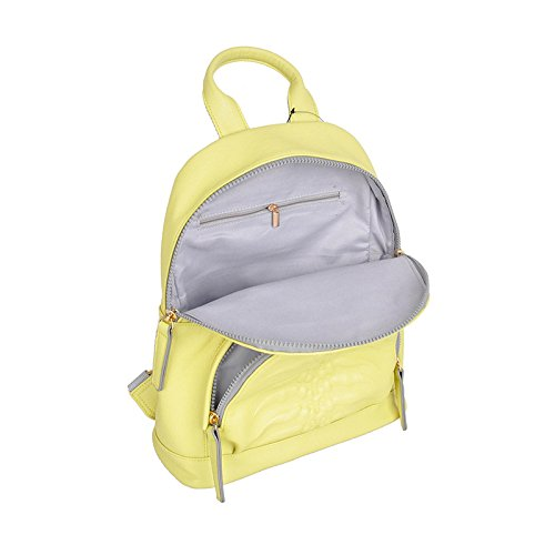 Meoaeo Die Neue Schule Rucksack Tasche Damen Pu Leder Rucksack Schulter Knochen Muster iUQJu