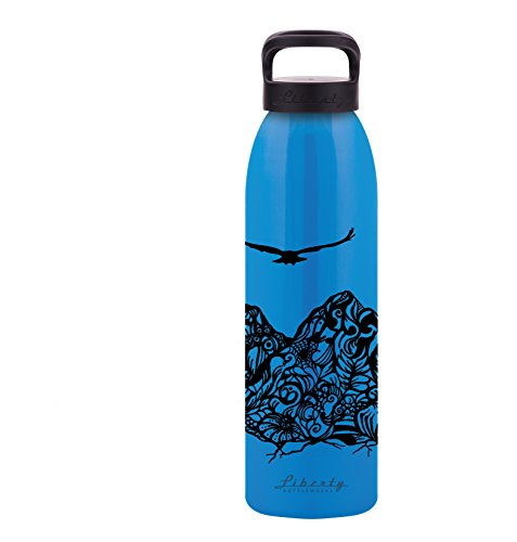 Liberty Bottleworks Elevate Aluminum Water Bottle, Made in U