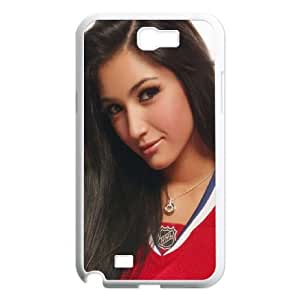 Celebrities Misa Campo Samsung Galaxy N2 7100 Cell Phone Case White Exquisite gift (SA_455919)