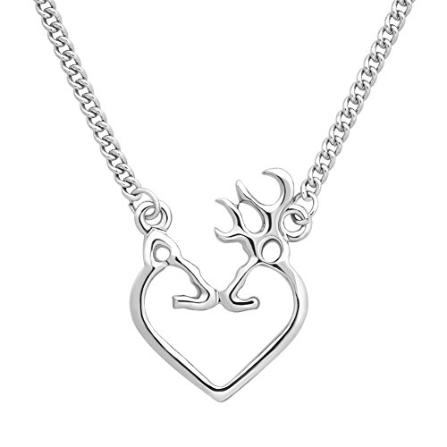 CharmsStory Heart Silver Necklace Pendants
