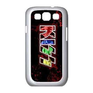 High Quality {YUXUAN-LARA CASE}Kiss Music Band For Samsung Galaxy S3 STYLE-5