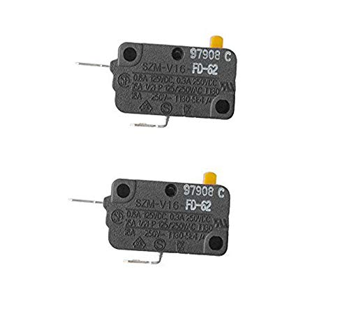 (Podoy WB24X830 Monitor Switch (Pack of 2) for GE Microwave WB24X0800)