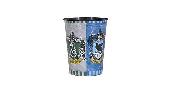 COOLMP - Juego de 12 Vasos de plástico Harry Potter 473 ml ...