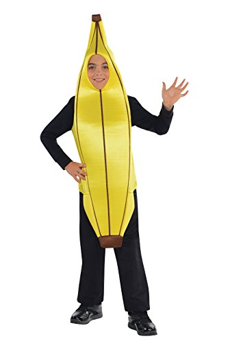 amscan Boys Going Banana Costume - Standard Child