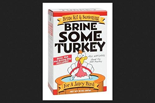 Price comparison product image Brine Kit&Seasoning 19oz