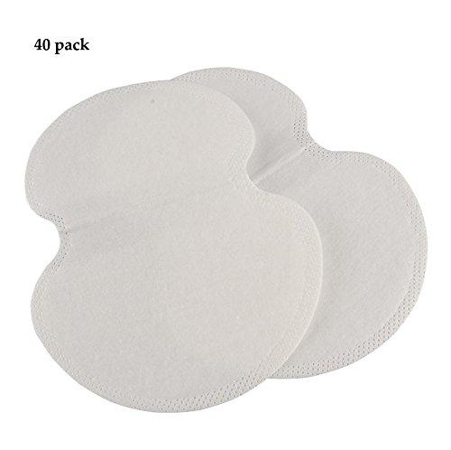 COCOTINA 80x Disposable Underarm Sweat Guard Pad Armpit Sheet Liner Dress Clothing Shield