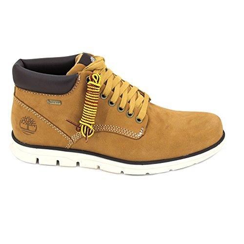 Timberland Bradstreet Chukka GORE-TEX CA1HX1, Zapatos del barco Marron